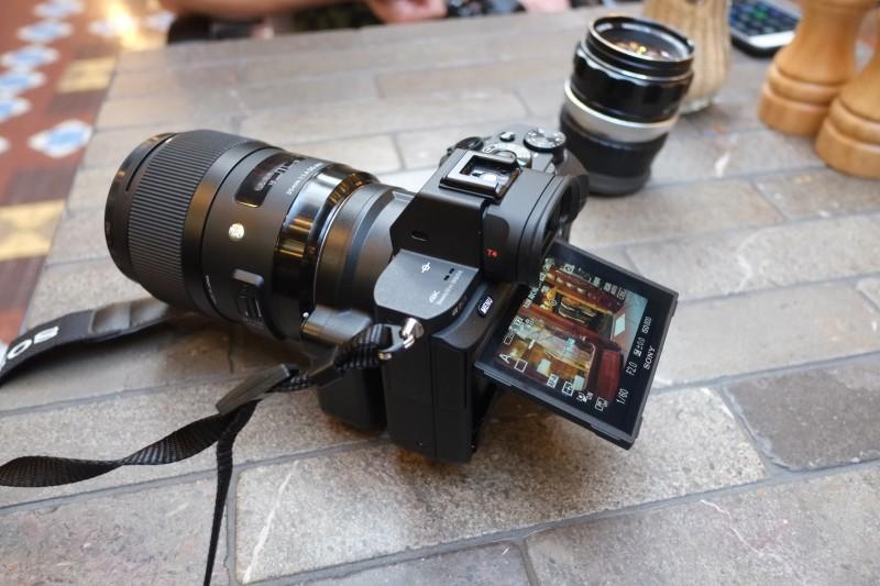 Sony A7rM2